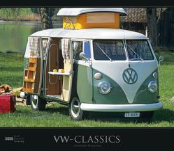 VW-Classics 2020 – Oldtimer – Bildkalender (33,5 x 29) – Autokalender – Technikkalender – Fahrzeuge – Wandkalender von ALPHA EDITION, Lintelmann,  Reinhard