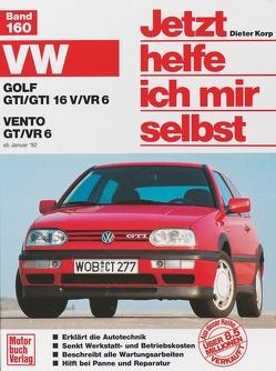 VW Golf III / Vento GTI / VR6 von Korp,  Dieter