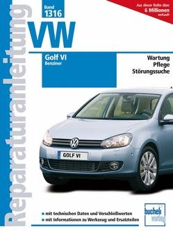 VW Golf VI – Benziner