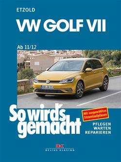 VW Golf VII ab 11/12 von Etzold,  Rüdiger
