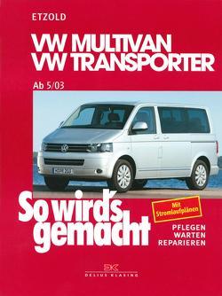 VW Multivan / VW Transporter T5 115-235 PS von Etzold,  Rüdiger
