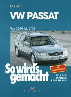 VW Passat 10/96 bis 2/05 von Etzold,  Rüdiger