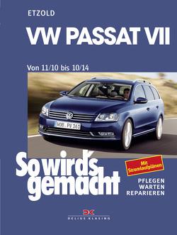 VW Passat 7 11/10-10/14 von Etzold,  Rüdiger