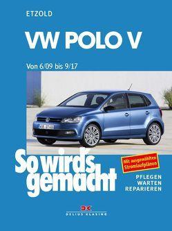 VW Polo ab 6/09 von Etzold,  Rüdiger