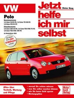 VW Polo IV ab Modelljahr 2001 von Althaus-Fichtmüller,  Rainer