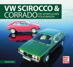 VW Scirocco & Corrado von Kuch,  Joachim