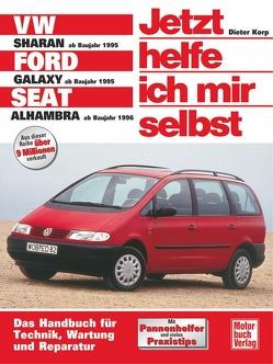 VW Sharan / Ford Galaxy / Seat Alhambra von Korp,  Dieter