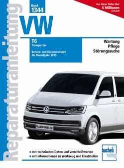VW T6 von Pandikow,  Christoph