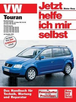 VW Touran von Korp,  Dieter