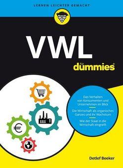 VWL für Dummies von Beeker,  Detlef