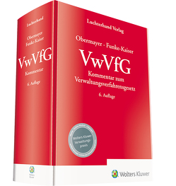 VwVfG – Verwaltensverfahrensgesetz von Funke-Kaiser,  Michael