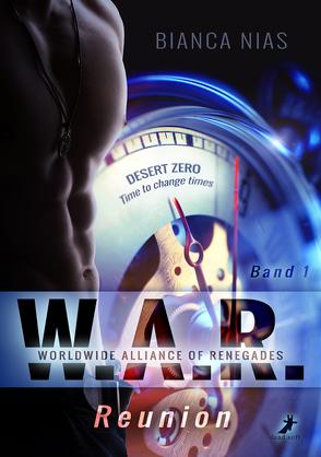 W.A.R. – Worldwide Alliance of Renegades von Nias,  Bianca