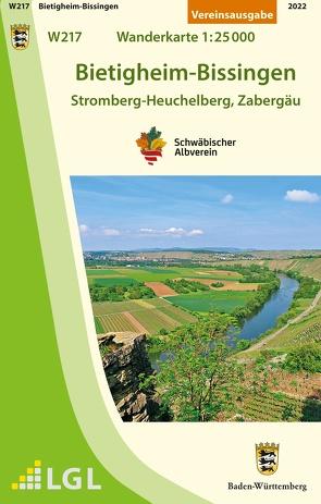 W217 Bietigheim-Bissingen – Stromberg-Heuchelberg, Zabergäu