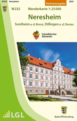 W232 Neresheim – Sontheim a.d.Brenz, Dillingen a.d.Donau