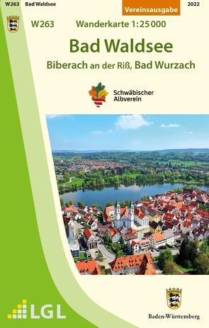 W263 Bad Waldsee – Biberach an der Riß, Bad Wurzach
