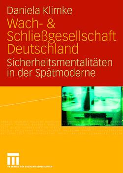 Wach- & Schließgesellschaft Deutschland von Klimke,  Daniela