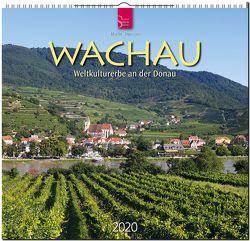 Wachau – Weltkulturerbe an der Donau von Siepmann,  Martin