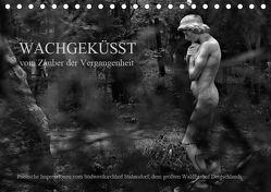 Wachgeküsst – Vom Zauber der Vergangenheit – Südwestkirchhof Stahnsdorf (Tischkalender 2019 DIN A5 quer) von Hunscha,  Anké