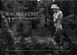 Wachgeküsst – Vom Zauber der Vergangenheit – Südwestkirchhof Stahnsdorf (Wandkalender 2018 DIN A2 quer) von Hunscha,  Anké