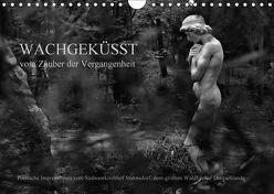 Wachgeküsst – Vom Zauber der Vergangenheit – Südwestkirchhof Stahnsdorf (Wandkalender 2018 DIN A4 quer) von Hunscha,  Anké