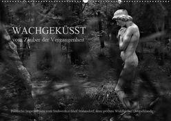 Wachgeküsst – Vom Zauber der Vergangenheit – Südwestkirchhof Stahnsdorf (Wandkalender 2019 DIN A2 quer) von Hunscha,  Anké