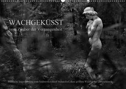 Wachgeküsst – Vom Zauber der Vergangenheit – Südwestkirchhof Stahnsdorf (Wandkalender 2020 DIN A2 quer) von Hunscha,  Anké