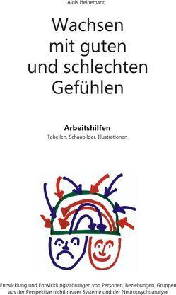 Wachsen mit guten und schlechten Gefühlen – Im Wechselspiel von Umwelt, Körper, Gefühl und Geist / Arbeitshilfe von Heinemann,  Alois