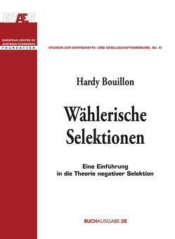 Wählerische Selektionen von Bouillon,  Hardy