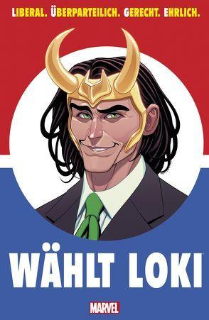 Wählt Loki von Foss,  Langdon, Hastings,  Christopher, McCaffrey,  Paul, Pannor,  Stefan