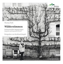 Wälderstimmen von Faißt,  Thomas, Riegels,  Burkhard