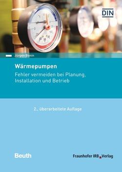 Wärmepumpen – Buch mit E-Book von Bonin,  Jürgen