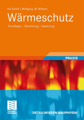 Wärmeschutz von Schild,  Kai, Willems,  Wolfgang