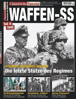 Waffen-SS 4 von Wunderlich,  Markus