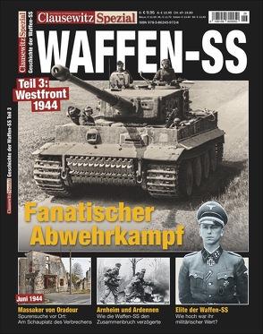 Waffen-SS, Westfront 1944 von Krüger,  Stefan
