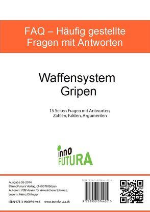 Waffensystem Gripen von Verlag,  innoFutura