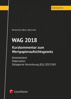WAG 2018 von Beer,  Gregor, Steinmair,  Boris, Winternitz,  Christian P.