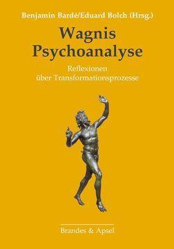 Wagnis Psychoanalyse von Bardé,  Benjamin, Bolch,  Eduard, Mitscherlich-Nielsen,  Margarete
