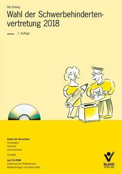 Wahl der Schwerbehindertenvertretung 2018 von Bolwig,  Nils