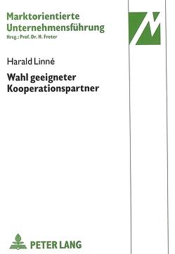 Wahl geeigneter Kooperationspartner von Linné,  Harald