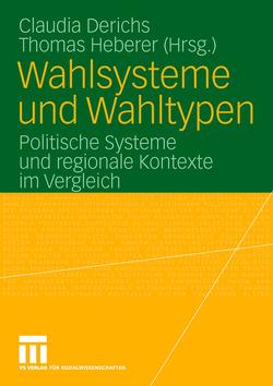 Wahlsysteme und Wahltypen von Derichs,  Claudia, Heberer,  Thomas