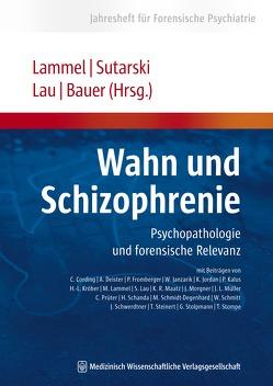 Wahn und Schizophrenie von Bauer,  Michael, Lammel,  Matthias, Lau,  Steffen, Sutarski,  Stephan