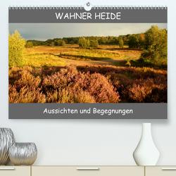 Wahner Heide – Aussichten und Begegnungen (Premium, hochwertiger DIN A2 Wandkalender 2020, Kunstdruck in Hochglanz) von Becker,  Bernd