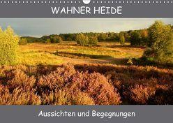 Wahner Heide – Aussichten und Begegnungen (Wandkalender 2018 DIN A3 quer) von Becker,  Bernd