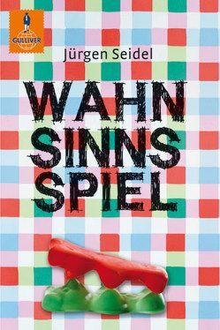 Wahnsinnsspiel von Niere,  Cornelia, Seidel,  Jürgen