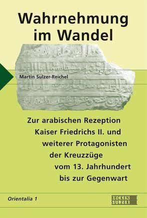 Wahrnehmung im Wandel von Sulzer-Reichel,  Martin