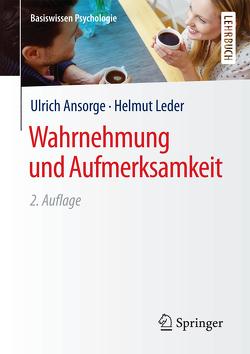 Wahrnehmung und Aufmerksamkeit von Ansorge,  Ulrich, Leder,  Helmut