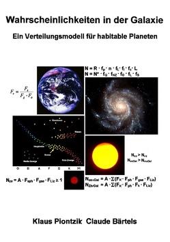 Wahrscheinlichkeiten in der Galaxie von Bärtels,  Claude, Piontzik,  Klaus