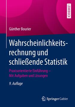 Wahrscheinlichkeitsrechnung und schließende Statistik von Bourier,  Günther
