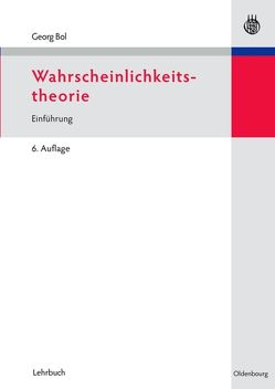 Wahrscheinlichkeitstheorie von Bol,  Georg