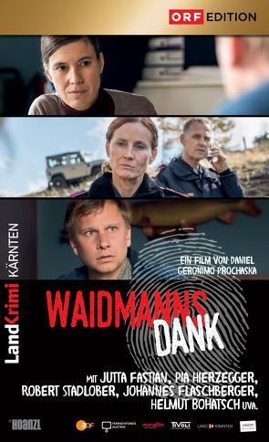 Waidmannsdank von Prochaska,  Daniel Geronimo